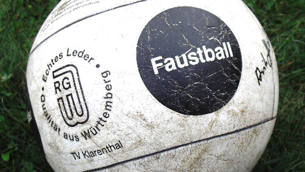 Faustball im TVK